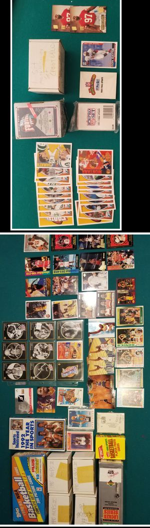 Sports cards Collection for Sale in Garner, NC