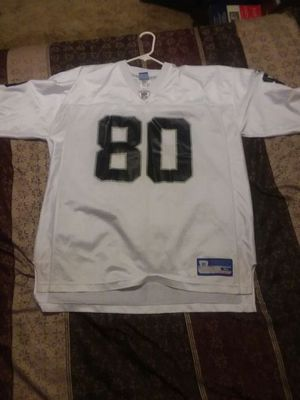 size 40 908b6 95872 Jerry Rice Oakland Raiders jersey for Sale in Anoka, MN - OfferUp