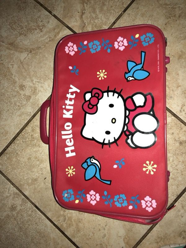 22c8131a323c Hello Kitty Luggage (Baby   Kids) in San Diego