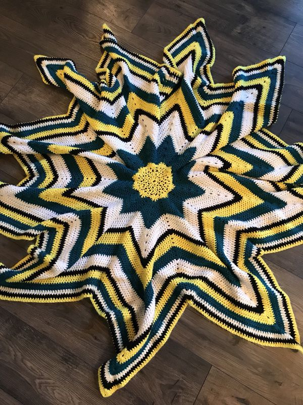 Star Shaped Afghan For Sale In Issaquah Wa Offerup