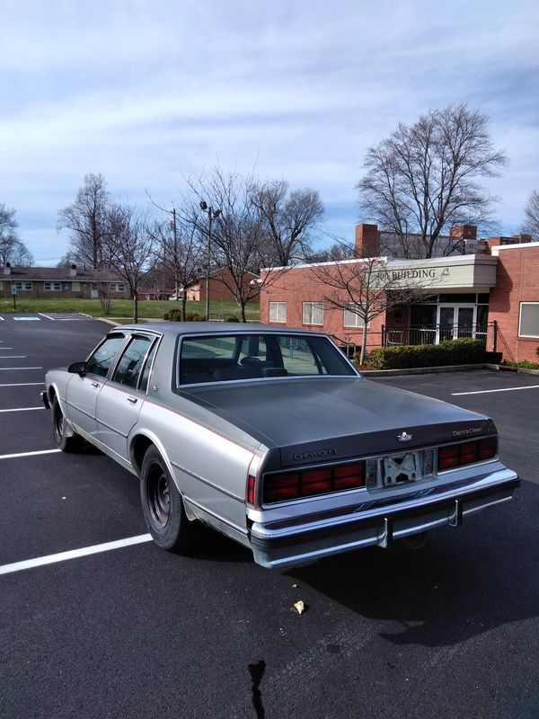 77,000 miles. Old School Chevy Caprice (Cars & Trucks) in Louisville ...