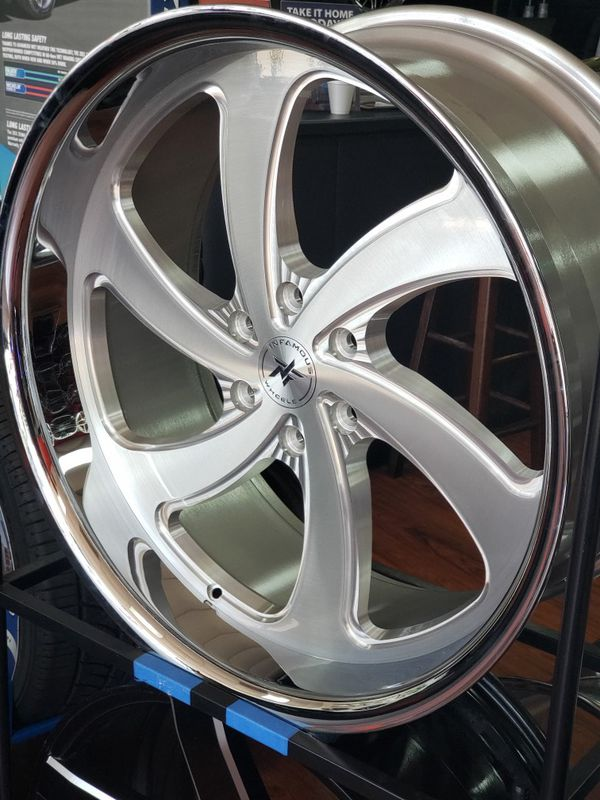 Mercedes Rims For Sale >> Infamous Wheels 24s for Sale in Missouri City, TX - OfferUp