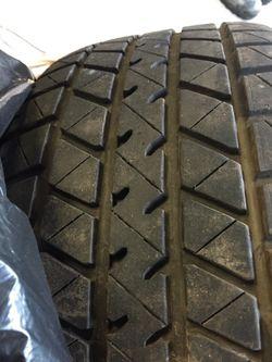 Firebird Camaro stock wheels and Mastercraft Tires Thumbnail