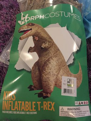 Inflatable T-Rex for Sale in Erie, CO