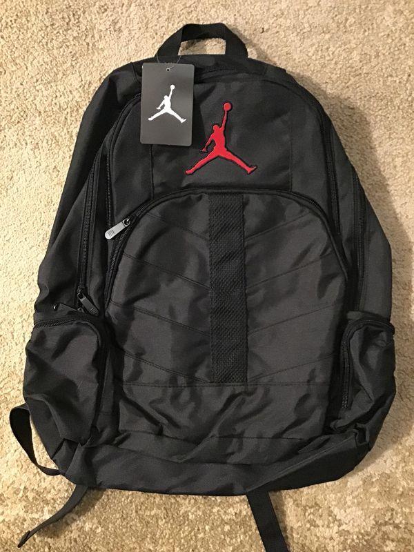 Brand New With S Jordan Backpack Black And Red For. 9a1807 R78 800x800 Jpg. Nike  Air Jordan Jumpman ... 4cdd3036f1594