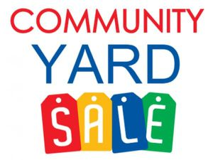 Community Yard Sale 8/18/18 7am - 2pm for Sale in Alexandria, VA