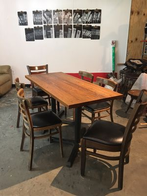 New And Used Restaurant Tables For Sale In Atlanta Ga Offerup