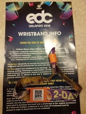 Edc Orlando for Sale in Houston, TX