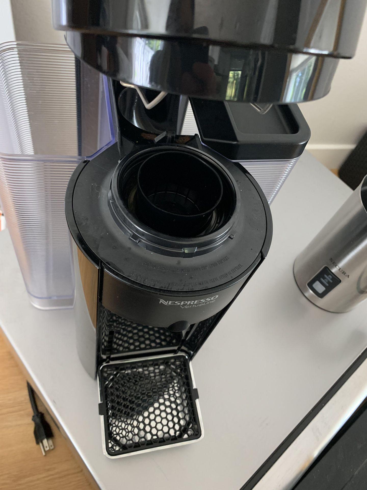 Nespresso Vertuo Line