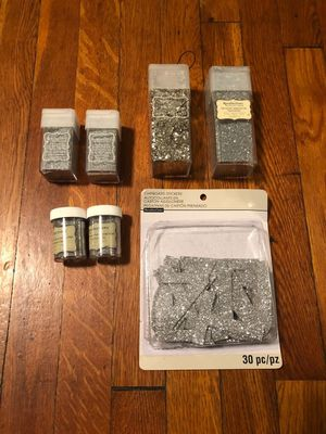 Arts and crafts combo glitter set originally over $50 for Sale in Washington, DC