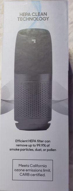 Sharper Image Portable Air Purifier w/HEPA Thumbnail