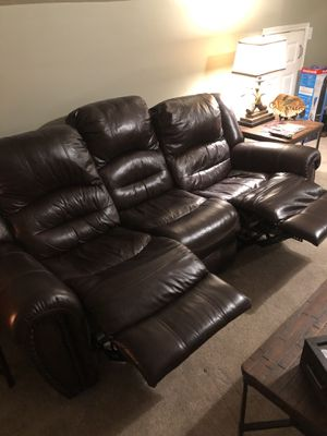New And Used Recliner Sofa For Sale In Montgomery Al Offerup