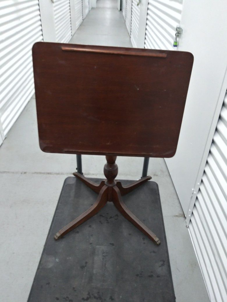 Music Table Or Anything Else