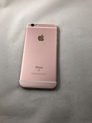 iPhone 6s 64 GB unlocked for Sale in Chantilly, VA