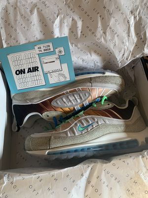 Photo AIR MAX 97 NYC ON AIR LIMITED EDITION DEAD STOCKED
