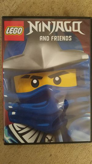Lego, Ninjago and Friends DVD for Sale in Sterling, VA