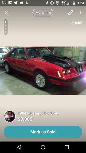 New And Used Mustang For Sale In Wellington Oh Offerup