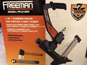 Pistola de clavos para pisos Freeman for Sale in Washington, DC