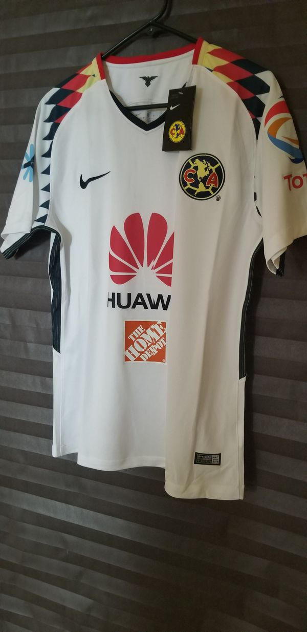 10ca0069531 Mens Authentic Nike America Away Jersey for Sale in McAllen, TX ...