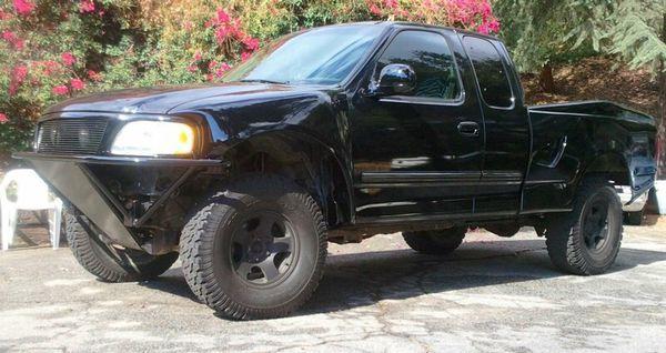 20k Miles Full Chase Truck California Built Baja For Sale In Haleiwa