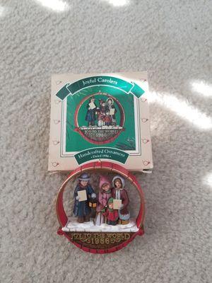 Hallmark 1986 Joyful Carolers Ornament for Sale in Gaithersburg, MD