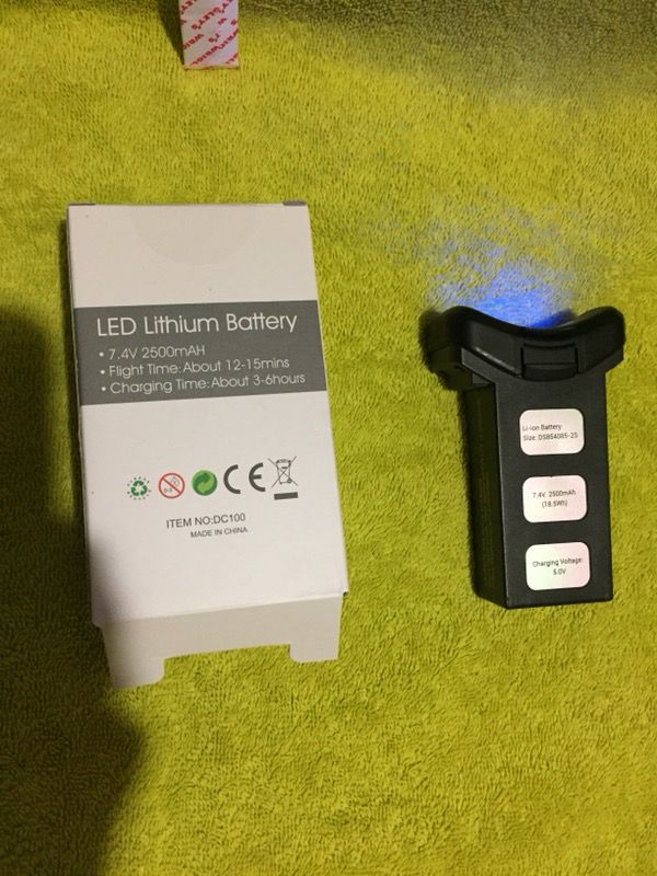 Promark Gps Shadow Drone Battery For Sale In Fort Worth TX