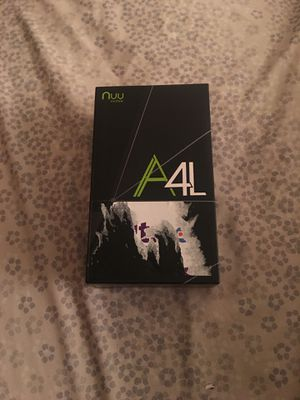 NUU phone 32gb for Sale in Silver Spring, MD