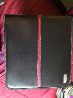 Targus 240 disc leather case Thumbnail