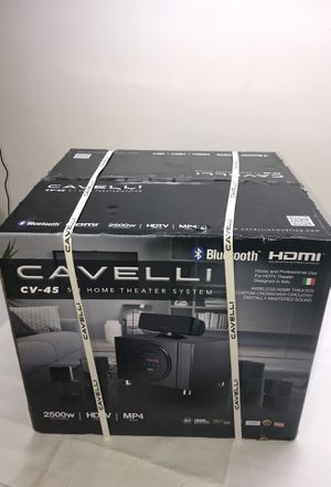 Home Theater System CV-45 NEW for Sale in Annandale, VA