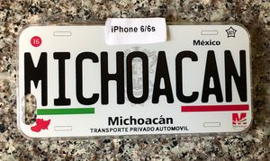 Michoacan iPhone y Galaxy 3D Cases for Sale in Pomona, CA