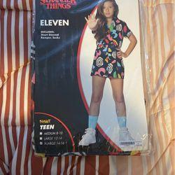 Eleven Stranger Things Costume Thumbnail
