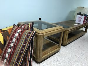 Coffee Table and Side Table for Sale in Fairfax, VA
