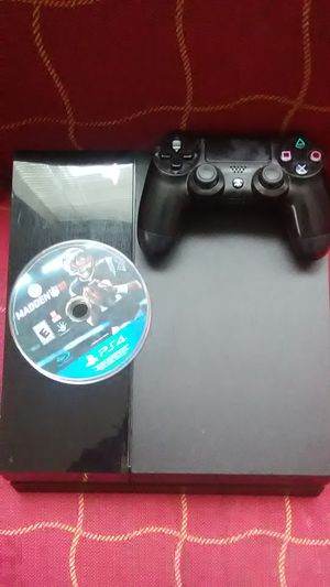 Ps4 for Sale in Silver Spring, MD