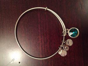 Alex and Ani Emerald Bracelet for Sale in Vienna, VA