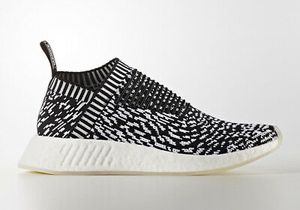 Photo Adidas NMD CS2 Primeknit ZEBRA size 10