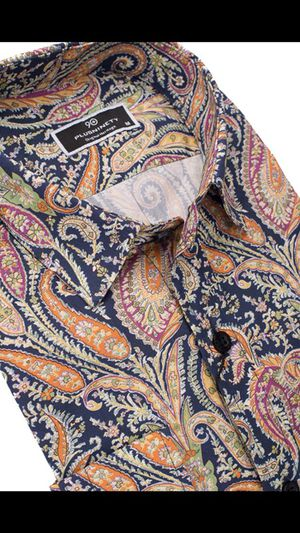 Multicolor Digital Print Top Quality Shirt for Men for Sale in Los Angeles, CA