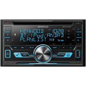 Kenwood DPX540BT Double-Din In-Dash AM/FM Media Receiver With Bluetooth for Sale in Richmond, VA