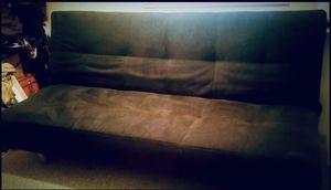 Black adjustable futon $50 for Sale in Parkland, FL