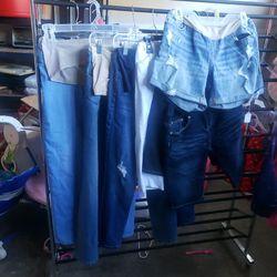 Maternity Jeans  Thumbnail