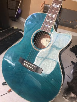 Xtone limited series acoustic guitar for Sale in Azalea Park, FL