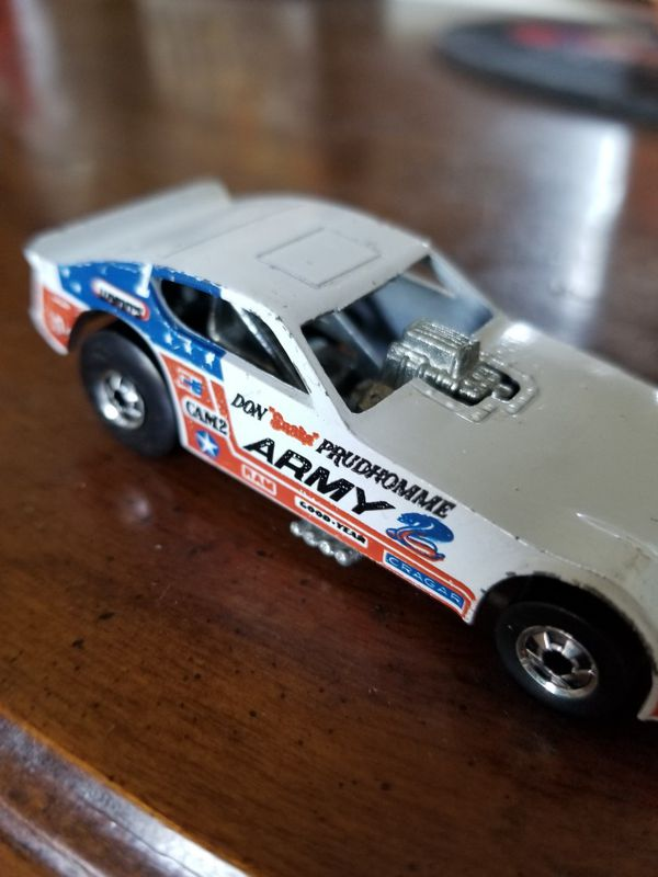 1977 Mattel Hot Wheels Army Funny Car for Sale in San Francisco, CA -  OfferUp