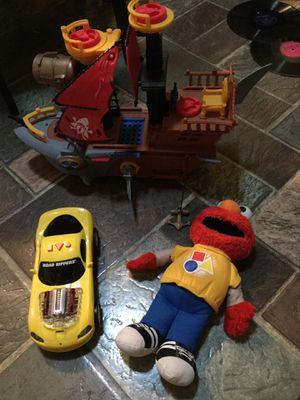 Shark Boat; Road Ripper Car; Elmo Talking for Sale in Kissimmee, FL