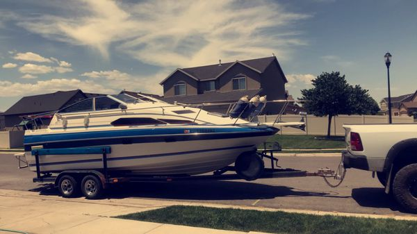 1987 bayliner 2450 sun bridge