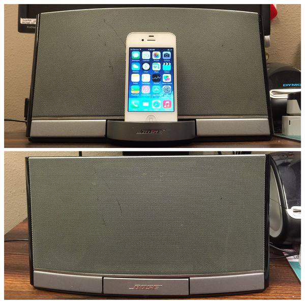 Bose SoundDock portable music system w/ Wireless Bluetooth adapter for Sale  in Phoenix, AZ - OfferUp