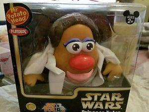 Star Wars Princess Tater (Leia) Potato head for Sale in Orlando, FL