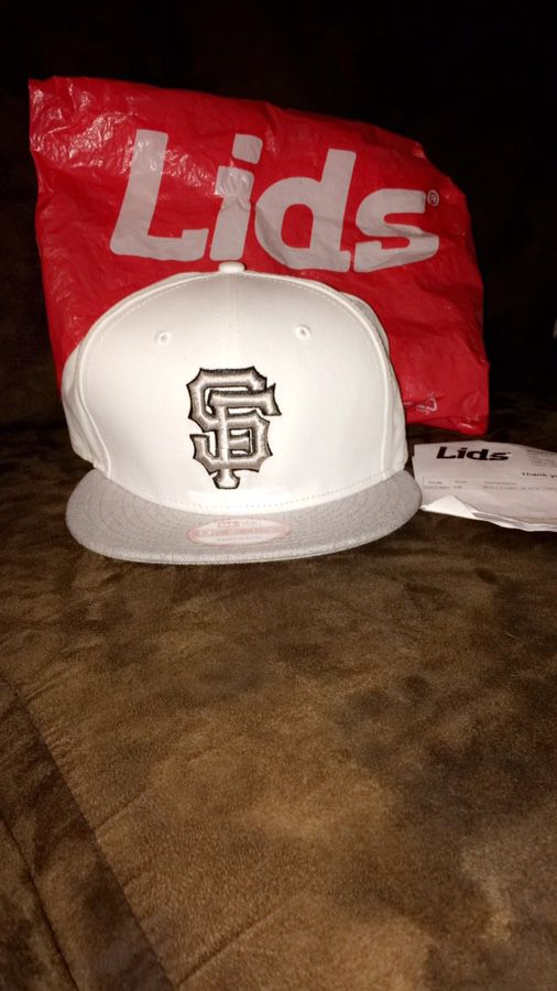 97694368d1808 Brand New SF Hat From Lids for Sale in Tigard