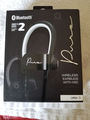 Pure- Wireless Bluetooth Earbuds for Sale in Washington, DC