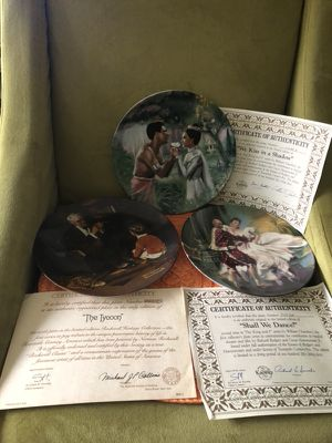 Edwin M Knowels Antique Hand-painted China for Sale in Washington, MD