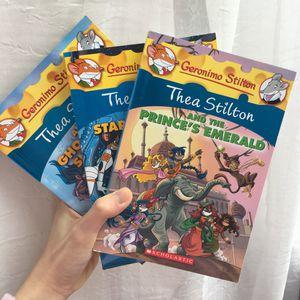 Thea & Geronimo Stilton Children's Books for Sale in Lorton, VA