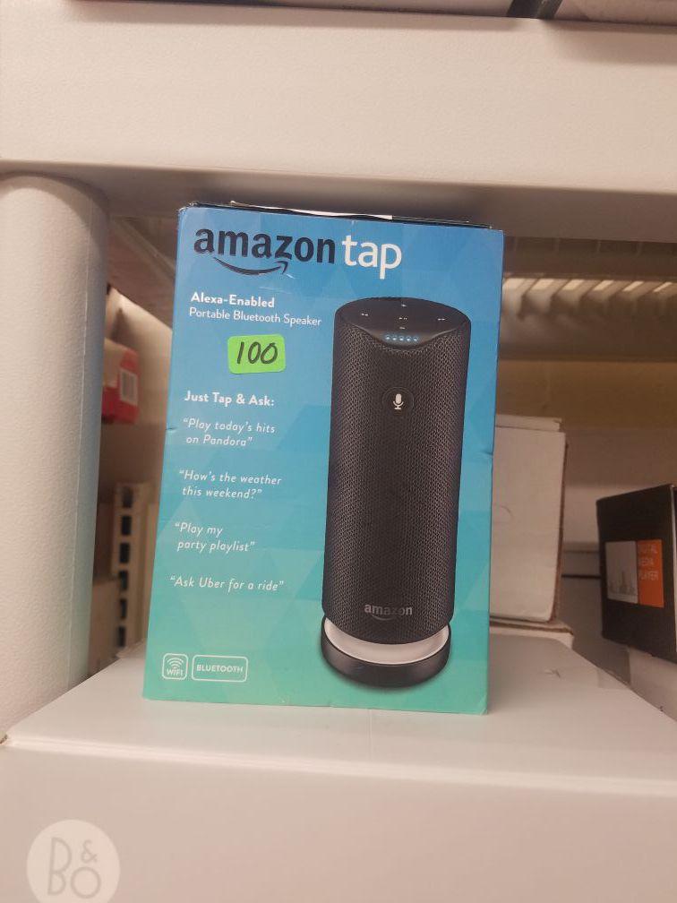 Amazon tap Bluetooth portable speaker